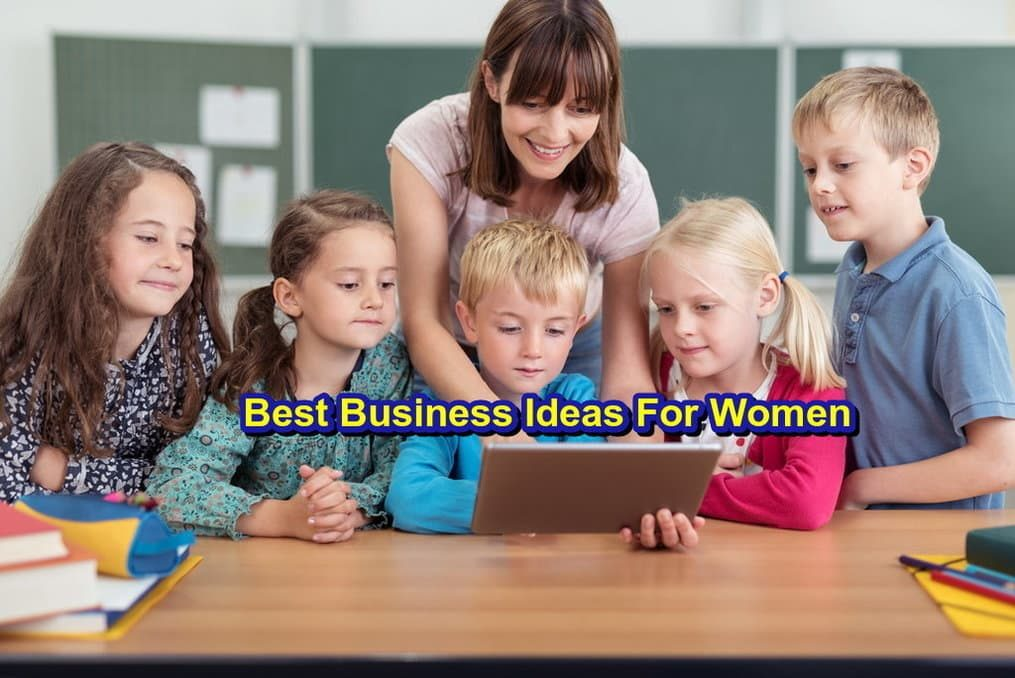 best business ideas fro women