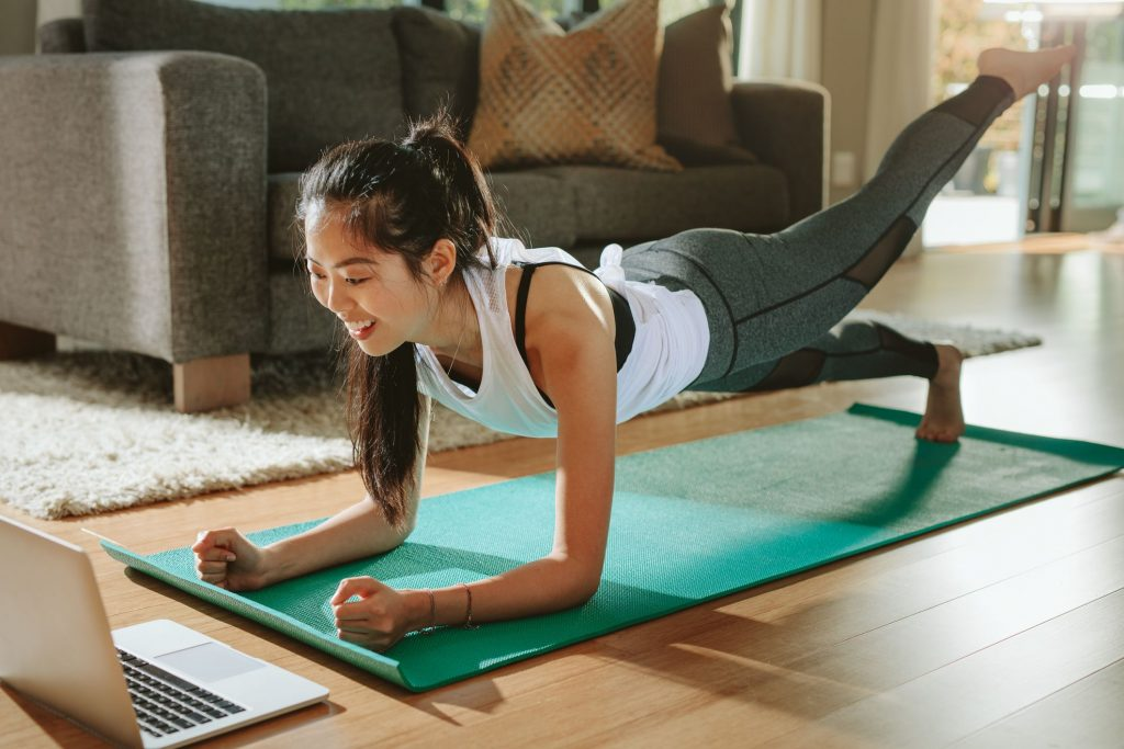 Easy Workout Routine At Home