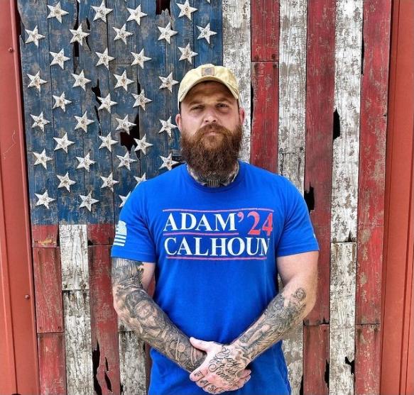 Adam Calhoun Net Worth