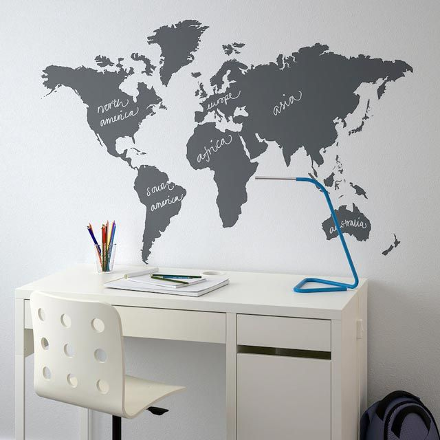 A good study corner