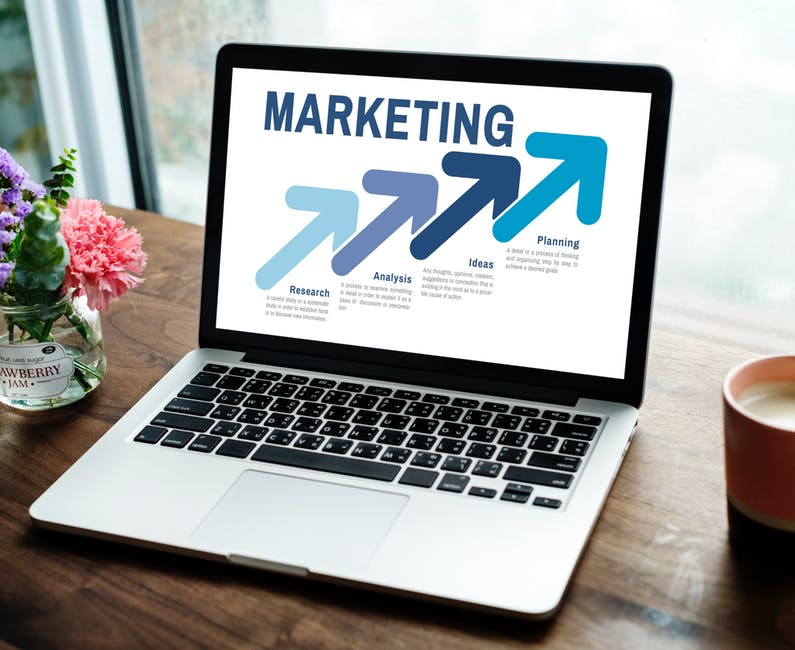 marketing a product